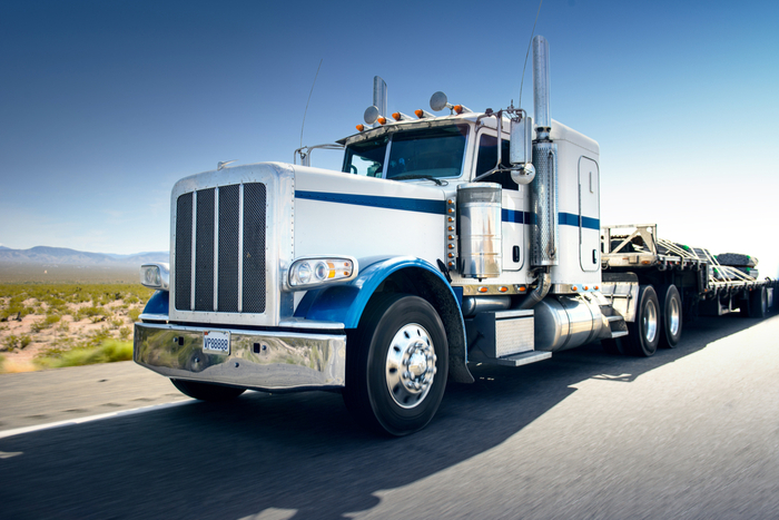 The History of Trucking in America
